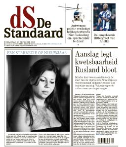 Copyright Linelle Deunk & De Standaard