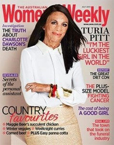 Women's Weekly cover